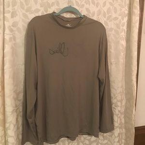 O'Neill Long Sleeve Work out Shirt